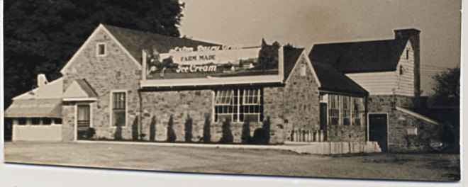 The Exton Dairy Grille October 11, 1940