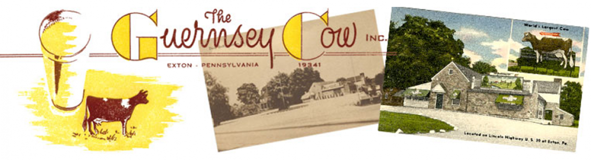 The Guernsey Cow, Exton, Pennsylvania